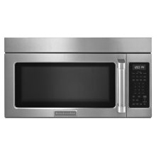 Pro All Stainless Cabinet KitchenAid® 30'', 1000-Watt Microwave Hood Combination Oven, Pro Line® Series