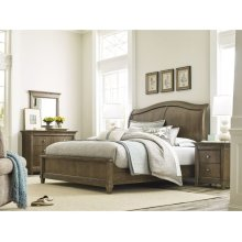 Ashford King Bed - Complete