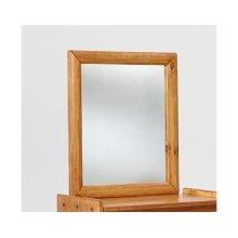 Heartland Mirror with options: Honey Pine