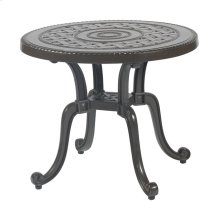"""Grand Terrace 26"""" Round End Table"""
