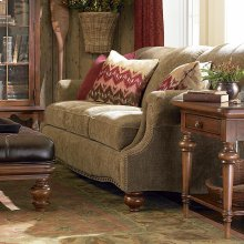 Queen Sleeper Club Room Sofa