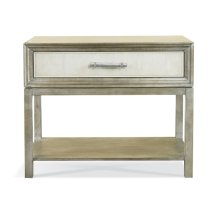 Greg Single Drawer Side Table