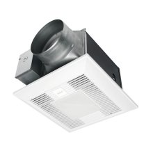 WhisperGreen Select One Fan/Light - Multiple IAQ Solutions, 110-130-150 CFM