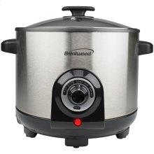 5.2-Quart Electric Deep Fryer & Multicooker