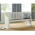"""Joanna Bench with Back 67.5""""x23""""x35"""" Product Image"""