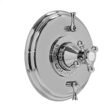 Thermostatic Shower Set with St. Michel Handle and Two Volume Controls