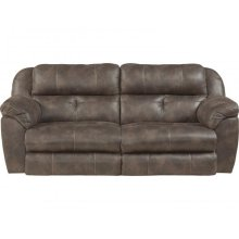 Ferrington Power Headrest Power Lay Flat Reclining Sofa