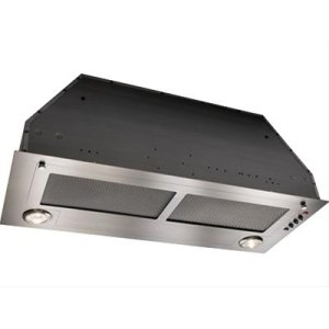 "27-9/16"" Stainless Steel Range Hood with 800 CFM Internal Blower *Discontinued Model*"
