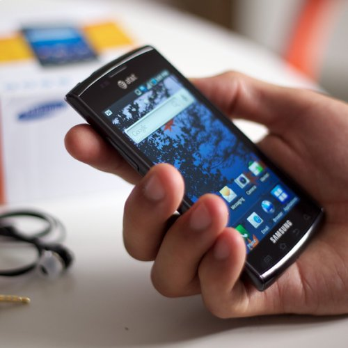 Samsung Captivate Android Smartphone
