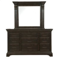 Caldwell Mirror Product Image