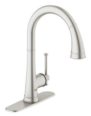 Joliette Single-Handle Kitchen Faucet Product Image