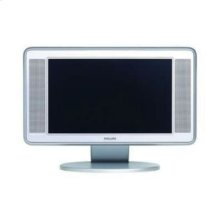 """Philips Matchline Flat TV 17PF9946 17"""" LCD HDTV monitor with Digital Crystal Clear"""