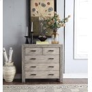 Anthology Aztec Grey Studded Chest Product Image