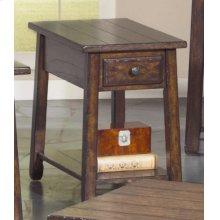 Rectangular End Table w/Drawer