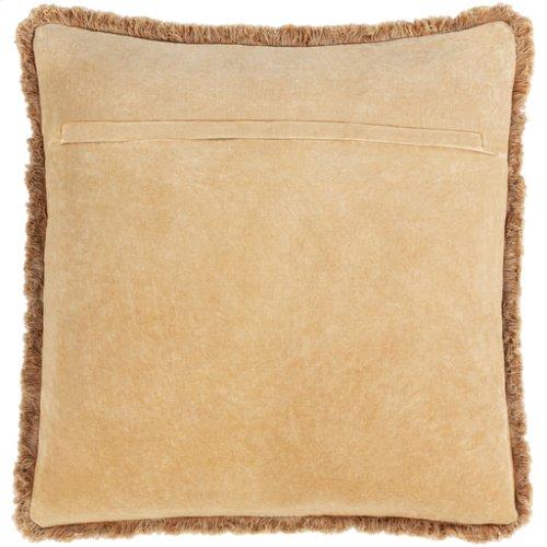 "Washed Cotton Velvet WCV-001 18"" x 18"""