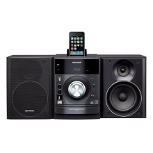 XL-DH259N, Home Audio, CD Player, iPod Dock