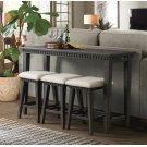 Morrison Occasional Bar Table TMO100BSS Product Image
