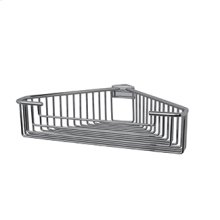 Essentials Detachable Corner Basket, Round Profile, Medium