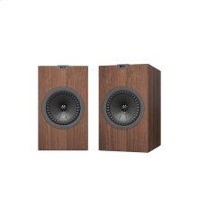Black Q350 Bookshelf Speaker Pair