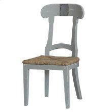 Swedish Farmhouse Chair with Tin