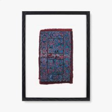 0300980032 Chinese Textile Wall Art