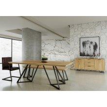Modrest Pisa & Lipan Modern Dining Set