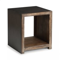 Fulton Chairside Table Product Image