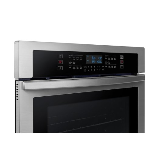 "30"" Double Wall Oven in Stainless Steel"