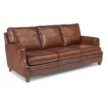 Maxfield Leather Sofa