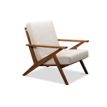 Tribeca Accent Chair in Fabric