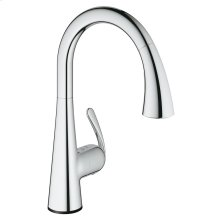 Ladylux Touch Single-Handle Kitchen Faucet