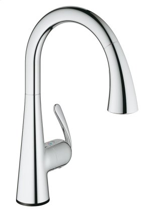 Ladylux Touch Single-Handle Kitchen Faucet Product Image