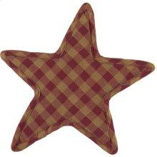 Burgundy Star Trivet Star Shape 10