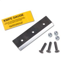 Chipper Replacement Knife Kit (1 Knife)