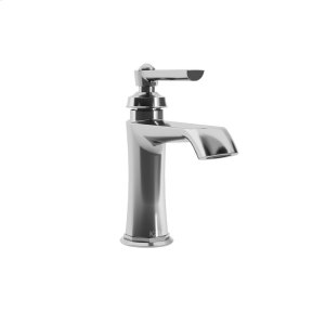 Single hole bathroom sink faucet (without drain) - Chrome Product Image