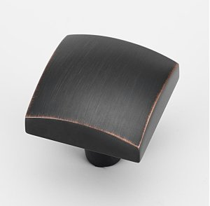 Style Cents Knob A520 - Matte Black Product Image
