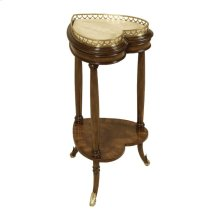 HEART ACCENT TABLE