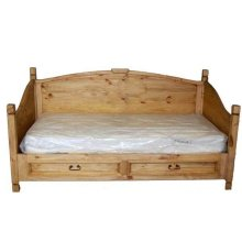 2 Drawer Daybed