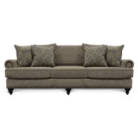 Rosalie Sofa with Nails 4Y05N Product Image