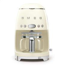 Drip Coffee Machine, Cream