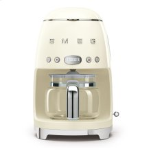 Drip Coffee Machine, Cream