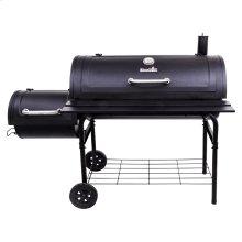 40in Offset Smoker Deluxe
