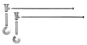 Oval Handle Lavatory Angle Supply Kits