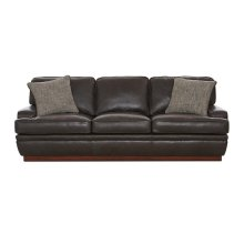 Stinson Three Seat Leather Sofa