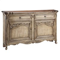 Gentry 2-door 2-drawer Sideboard Product Image