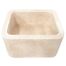 Cather Single Bowl Marble Farmer Sink