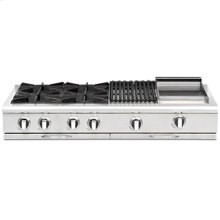 "Culinarian 48"" Gas Range Top"