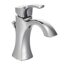 Voss chrome one-handle bathroom faucet