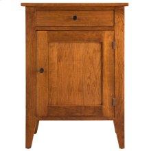 Vineyard Door & Drawer Nightstand