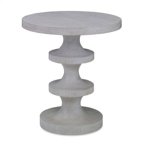 Talisman Chairside Table